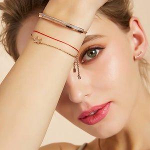 Michael Kors Bar Slider Bracelet Rose Gold